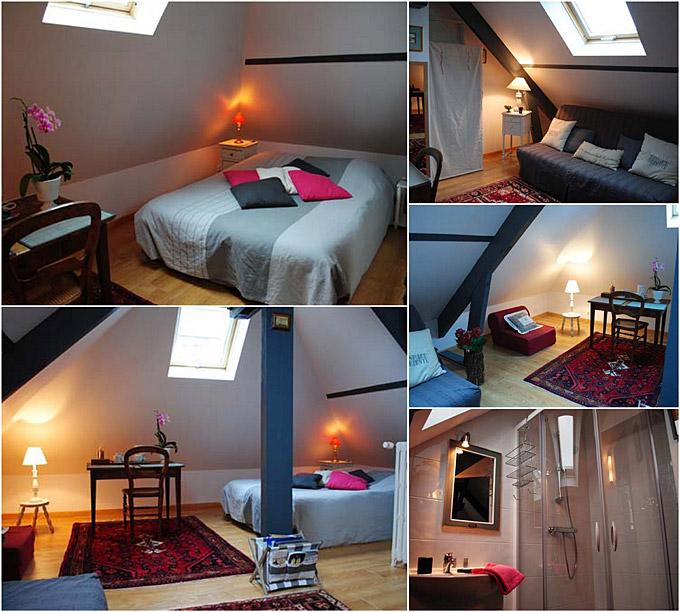 Chambre D Hotes Le Gai Courtil A Saint Malo